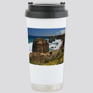 Australia Twelve Apostl Stainless Steel Travel Mug