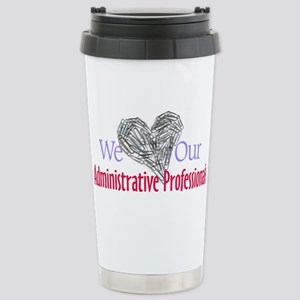Administrative Stainless Steel Travel Mug