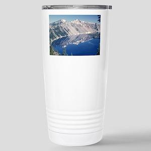 Crater Lake June 1967  Stainless Steel Travel Mug