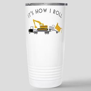 It's How I Roll Travel Mug