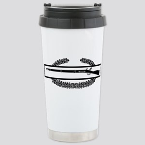 Combat Infantry Badge Travel Mug