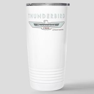 Thunderbird Emblem Stainless Steel Travel Mug