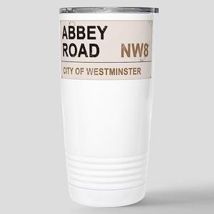 Abbey Road LONDON Pro Stainless Steel Travel Mug