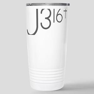 J316Typo Travel Mug