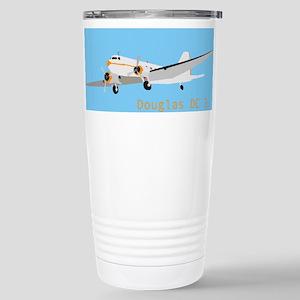 DC 3 Douglas Travel Mug