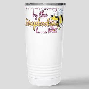 stung by bug Stainless Steel Travel Mug
