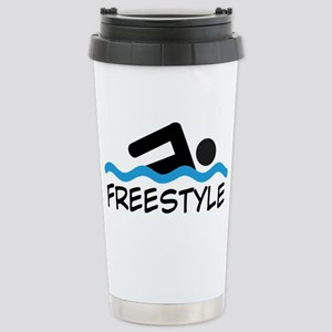 Freestyle Swimming Mugs