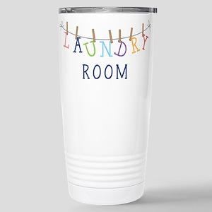 Laundry Hanging Travel Mug
