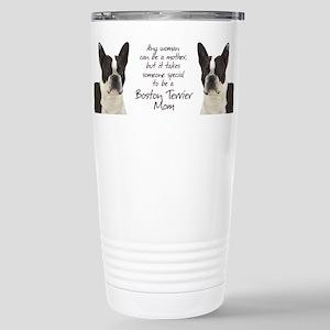 Boston Terrier Mom Mugs