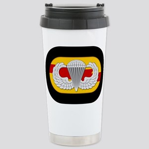 75th Ranger Airborne Stainless Steel Travel Mug