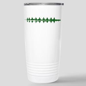GREEN CREW Stainless Steel Travel Mug