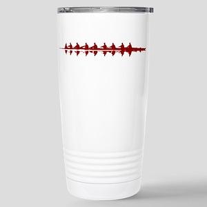 RED CREW Stainless Steel Travel Mug