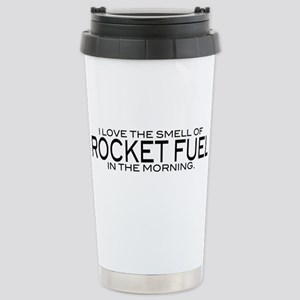 Rocket Fuel Stainless Steel Travel Mug