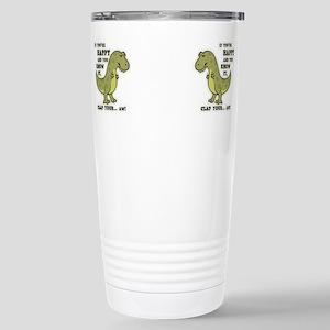 T-Rex Clap II Mugs