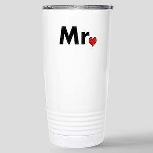 Mr 16 oz Stainless Steel Travel Mug