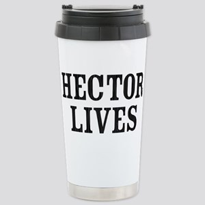 Hector Lives 16 oz Stainless Steel Travel Mug