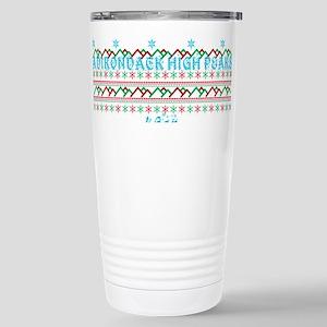 Adirondack 46er Christmas Travel Mug