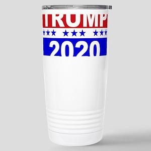 Trump 2020 Stainless Steel Travel Mug