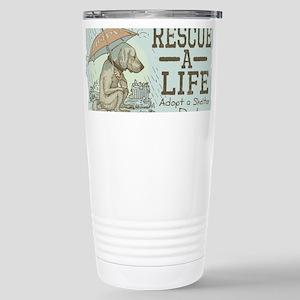 Adopt a Shelter Dog Large Mugs