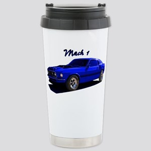 Mach 1 Stainless Steel Travel Mug