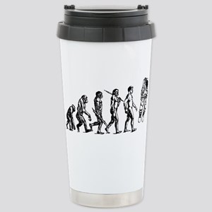 Astronaut Evolution Stainless Steel Travel Mug