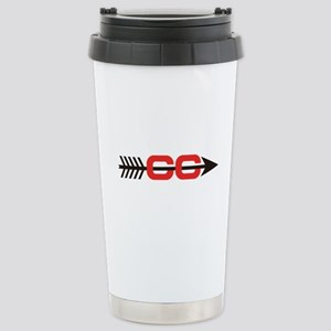 Cross Country Logo Travel Mug