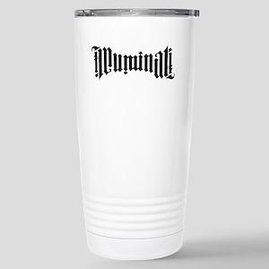 illuminati Stainless Steel Travel Mug