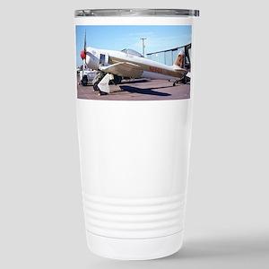 Plane 3 Stainless Steel Travel Mug