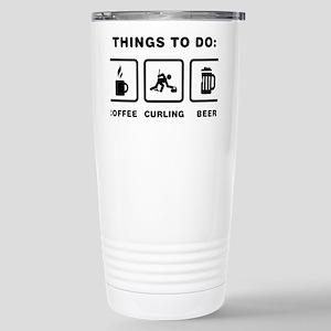 Curling-ABH1 Stainless Steel Travel Mug