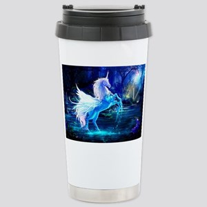 Unicorn Stainless Steel Travel Mug