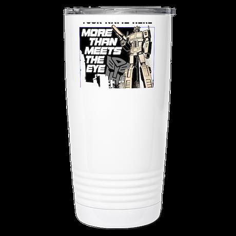 Personalized More Than Meets the Eye Travel Mug