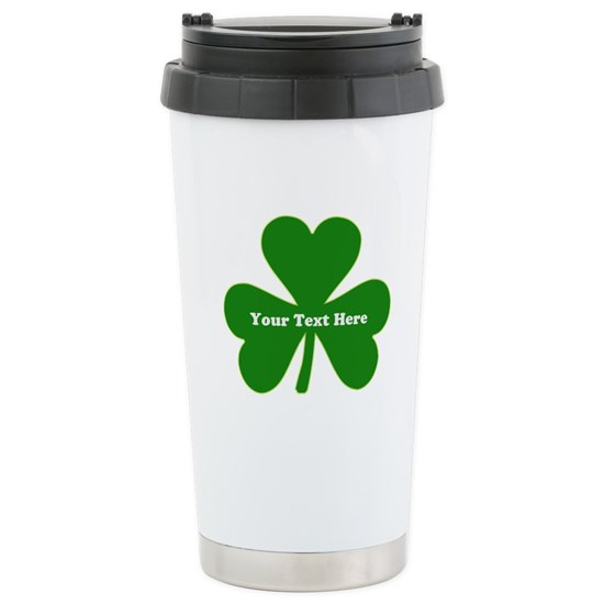 Shamrock Name Monogram
