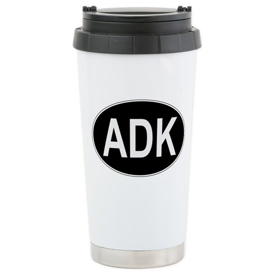 ADK Black Euro Oval