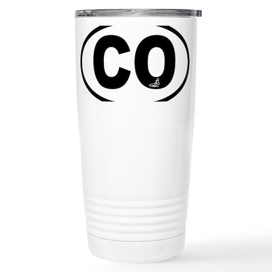 University of Colorado -16 oz. Travel Mug Tumbler-Gold   eBay  Colorado Travel Mug