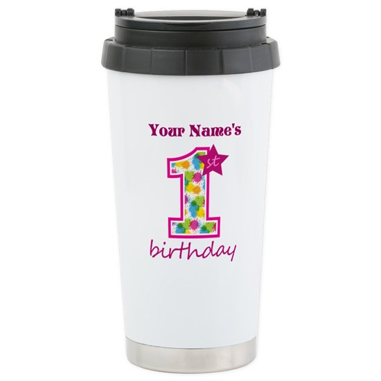 1st Birthday - Personalized!
