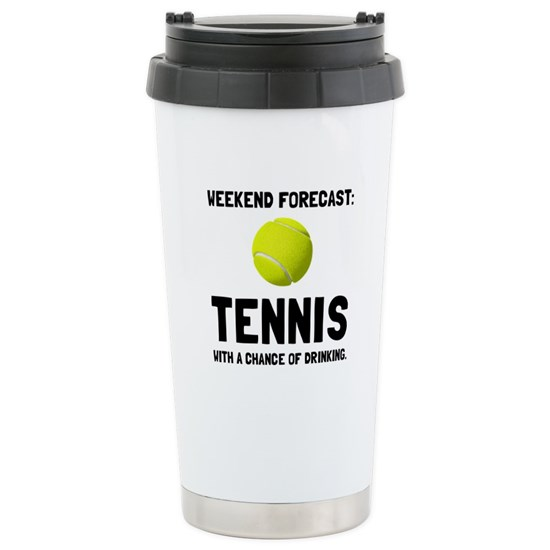 Weekend Forecast Tennis