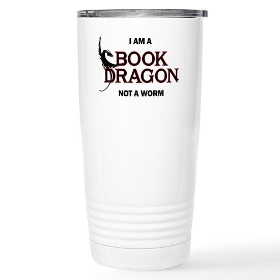 I am a Book Dragon not a Worm