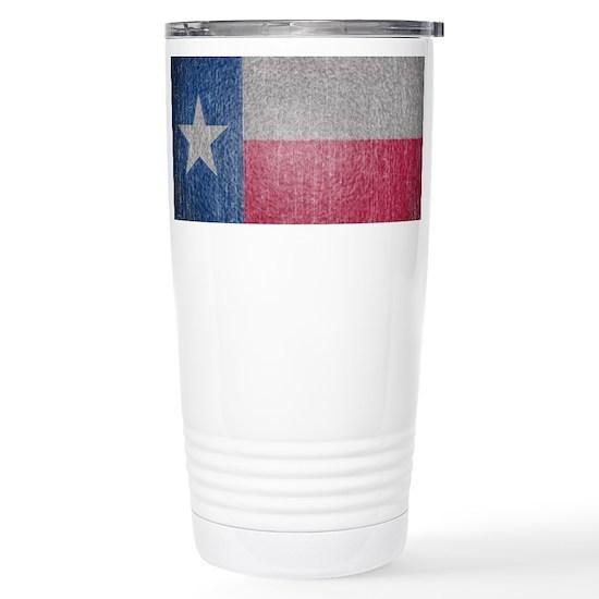 Texas Flag Faded