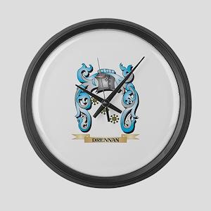 Drennan Wall Clocks - CafePress
