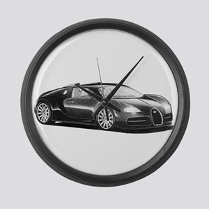 Bugatti Veyron, Large Wall Clock
