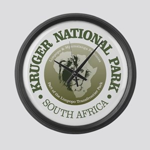 Kruger NP Large Wall Clock