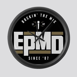 EPMD rm Large Wall Clock