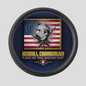 Chamberlain (C2) Large Wall Clock