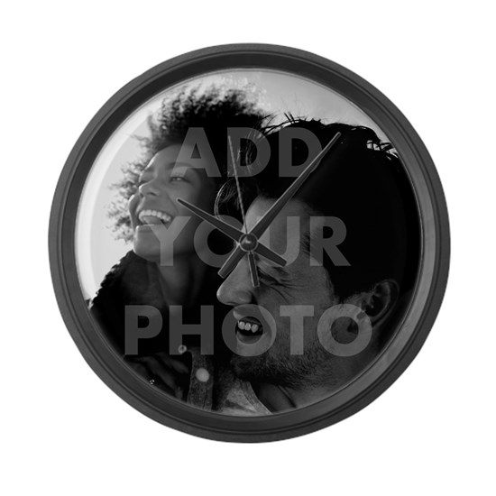 Add Your Photo Wall Clock