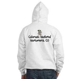 CO Nat Monument (Boy) Hooded Sweatshirt