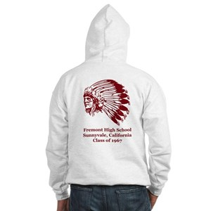 Fremont Indians Hooded Sweatshirt