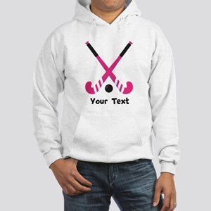 Personalized Field Hockey Hooded Sweatshirt