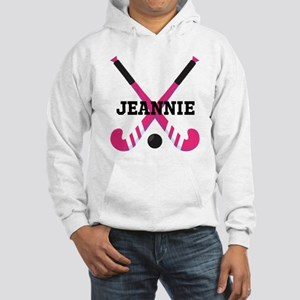 Personalized Field Hockey Hoodie