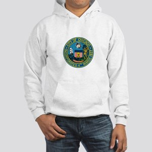City of Chicago Seal Hoodie