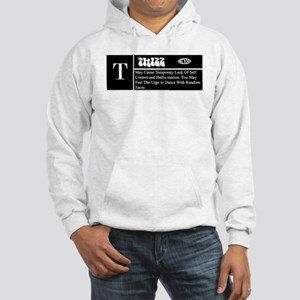 DEFINITION OF THIZZ -- TEES Hooded Sweatshirt